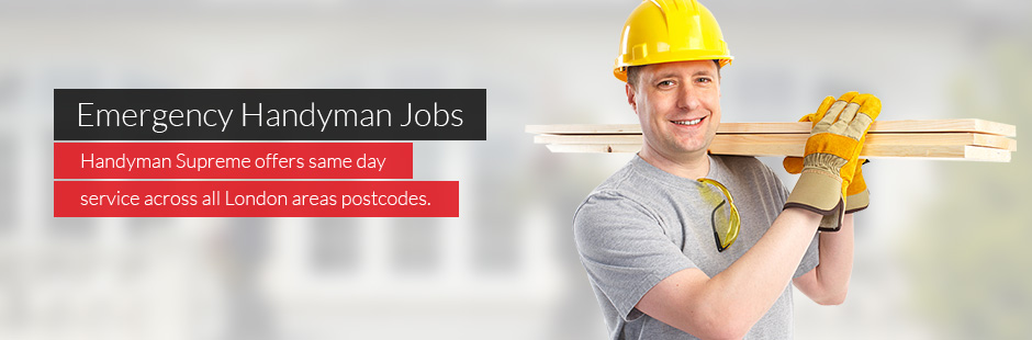 Emergency handyman jobs